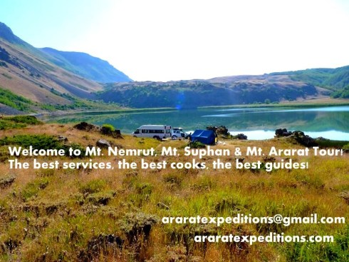 Mount Ararat Trekking